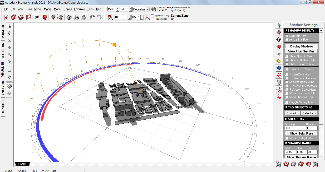 Solar Analysis Tool For Revit The Mep Bim Cad Engineer