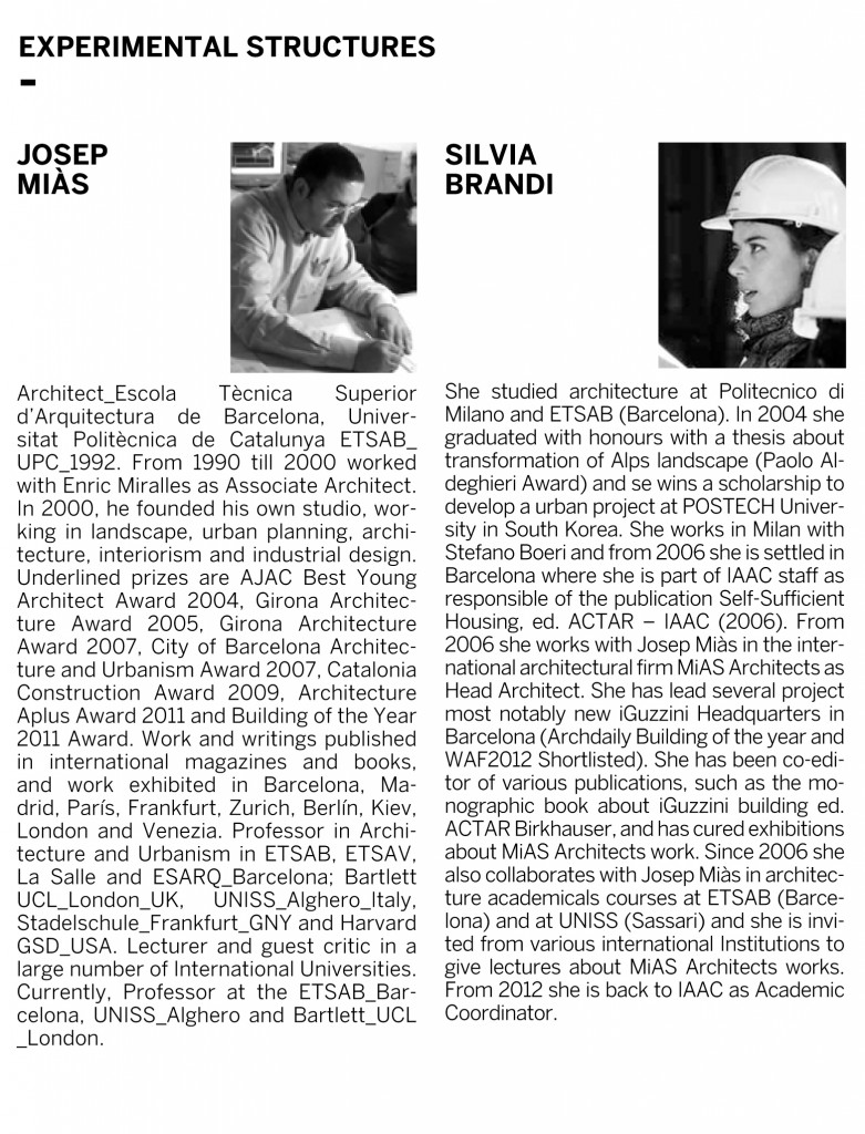 Josep Miàs - Silvia Brandi