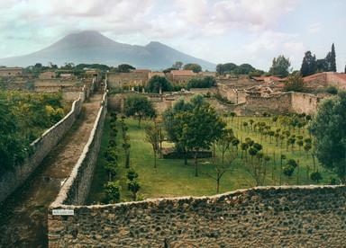 Pompeii gardens