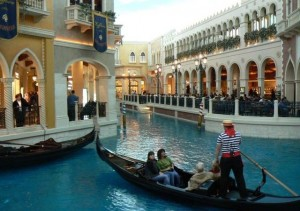 Interactive spaces in Venice