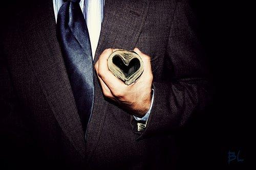 money-heart-770427