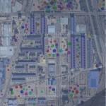 Sensor Plan View