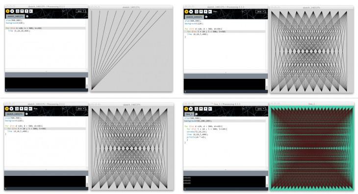 Processing _1_Line