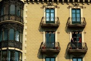 Balcony Barcelona