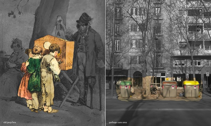 The PeepNet Box / Orion & Mahdi