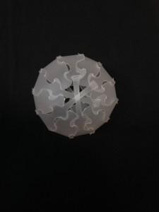 Polypropylene sphere 1