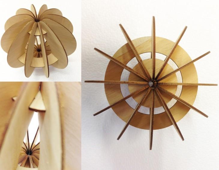 sphere fabrication