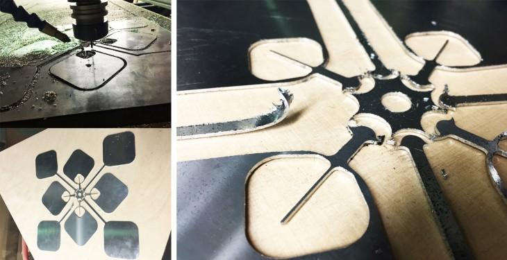 fabrication millingg