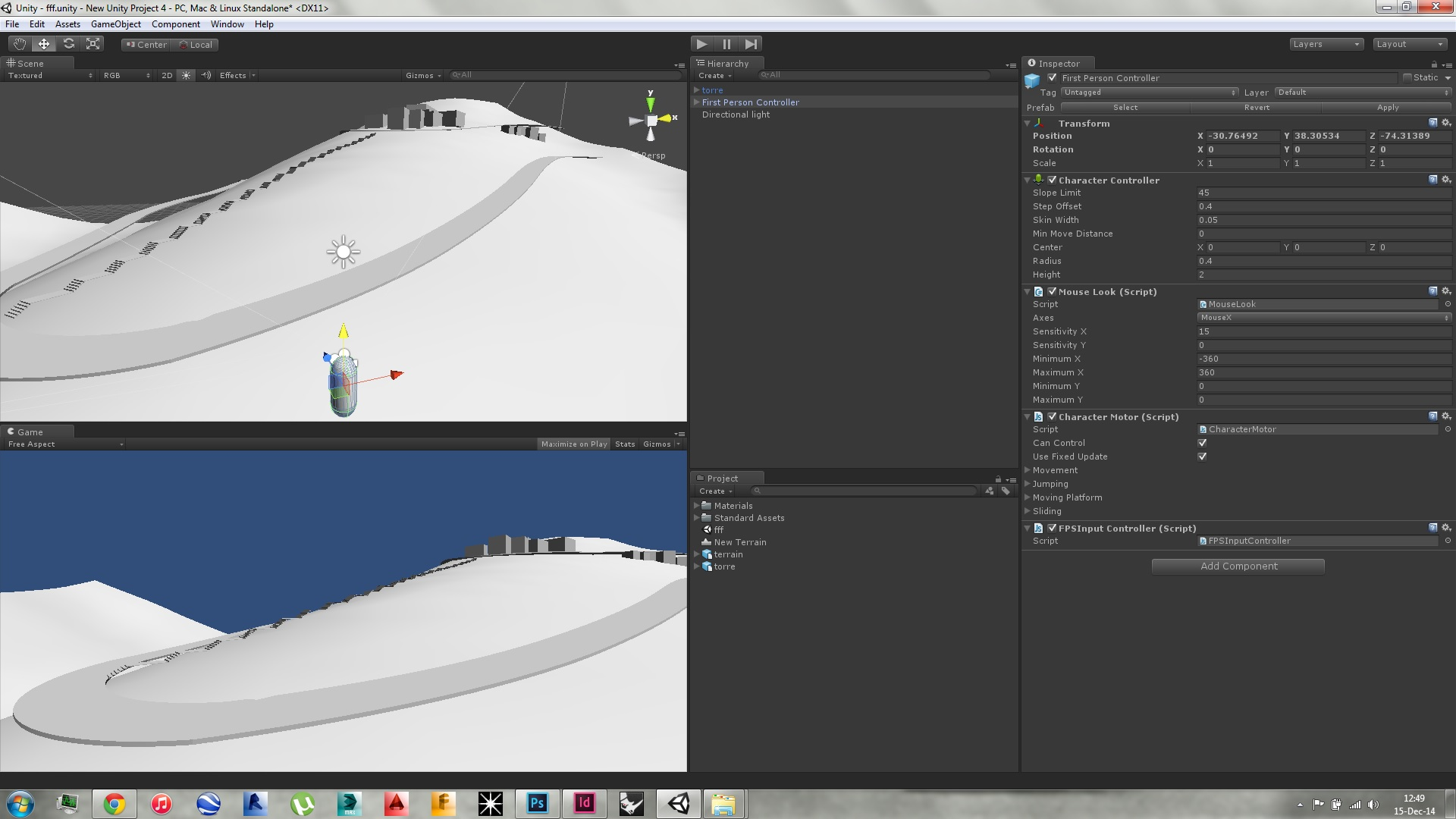 Assignment 3  Canopy with Unity – IAAC Blog