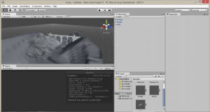 Assignment 3, Game project in Unity 3D – IAAC Blog