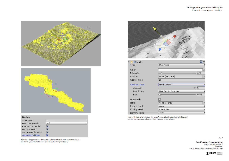 Unity 3D Gamification_Peripatetic Concatenation – IAAC Blog