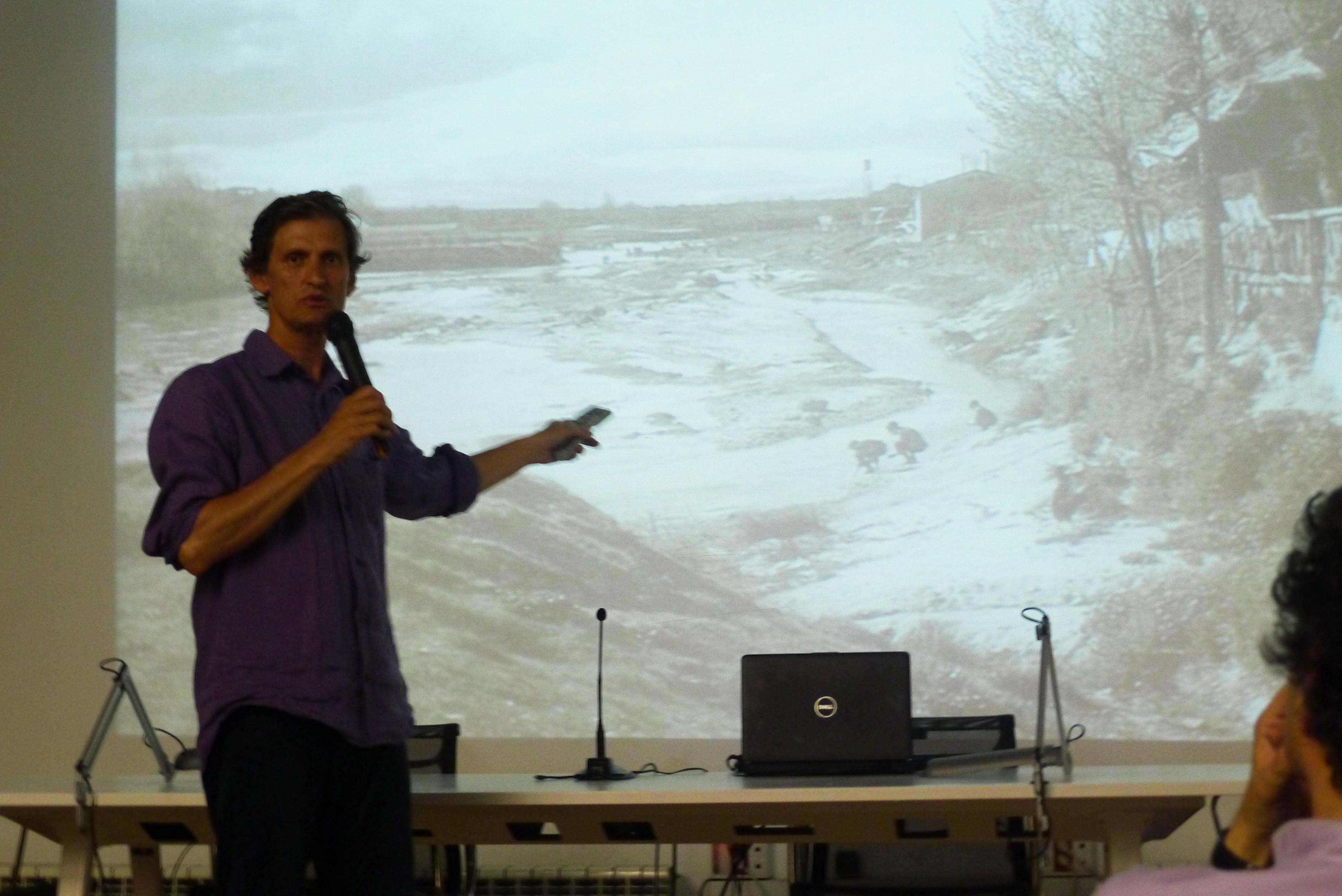 Iaac open lecture fernando de porras isla iaac blog for Fernando porras arquitecto