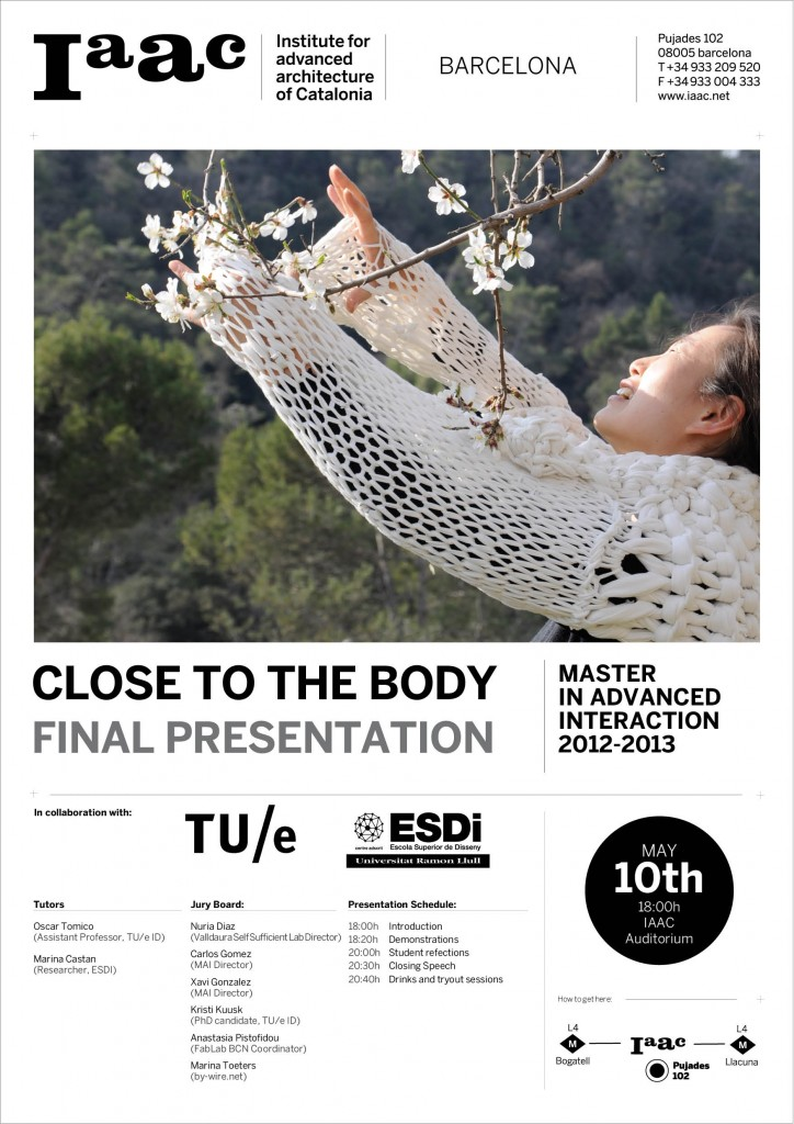MAI - close to the body