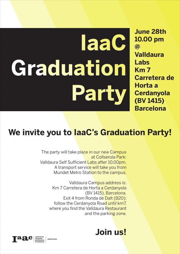 Graduation Party 2013