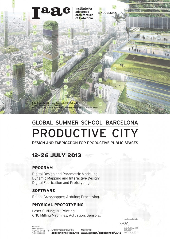 IGSS POSTER_BARCELONA