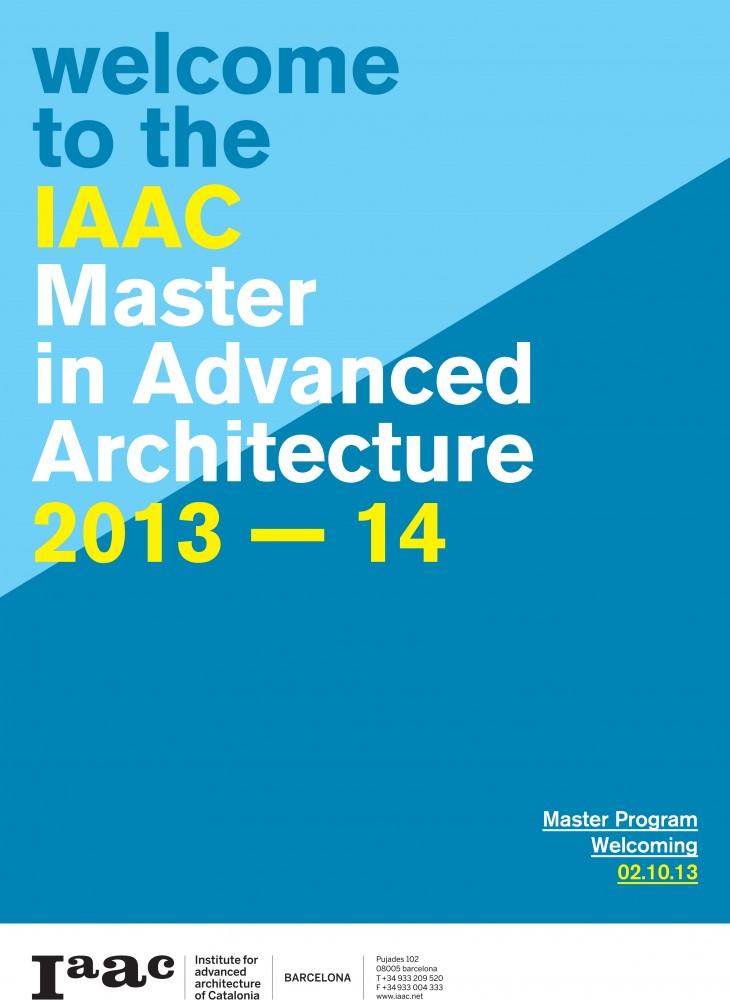 welcome_iaac_poster