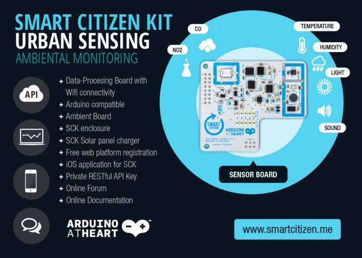 IAAC smart citizen 3