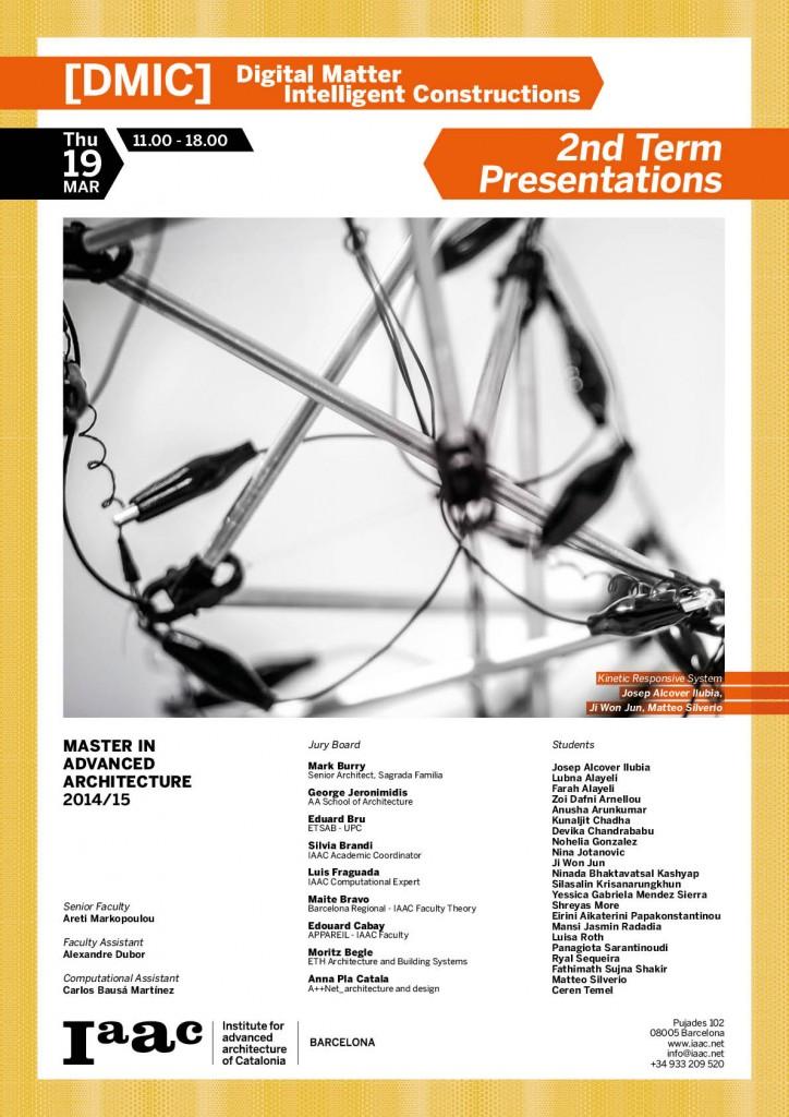 digital matter 2T presentations